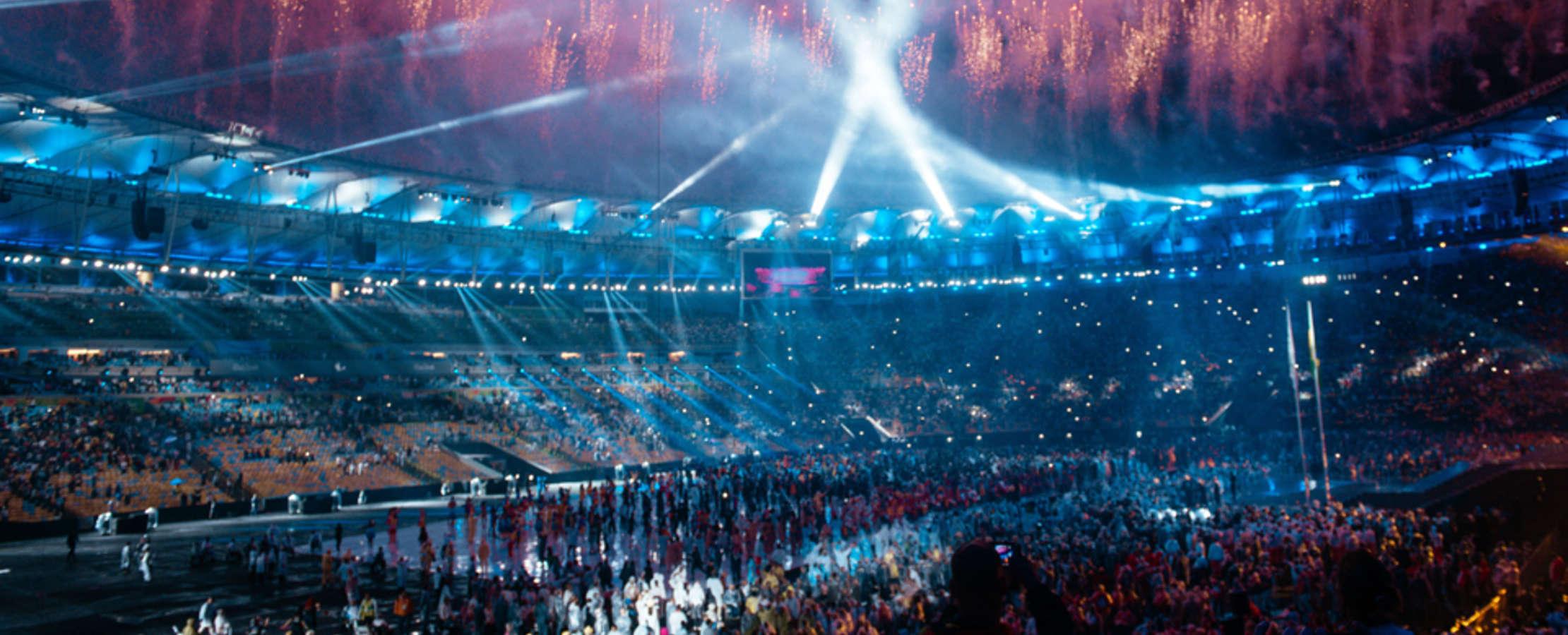 Rio Eröffnungsfeier