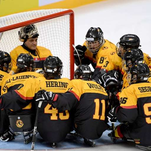 Eishockey Wm B